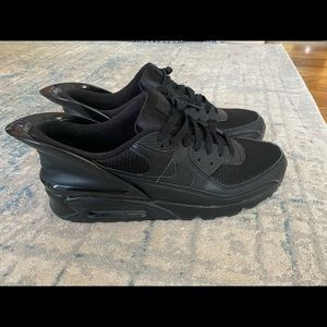 Nike Air Max 90 FlyEase (triple black) US 13